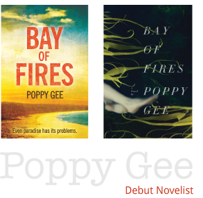 Poppy Gee – Author